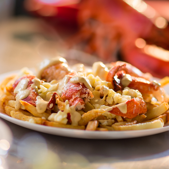 Poutine (Lobster)